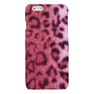 Pink Leopard Pattern Design