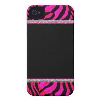 Pink Leopard Print Blackberry Bold Cases
