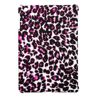 Pink Leopard Spots Pattern Cover For The iPad Mini
