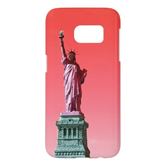Pink Liberty Phone Case