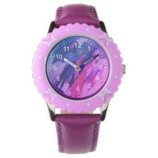 Pink Life Watch