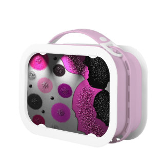 Pink Light Lunch Box