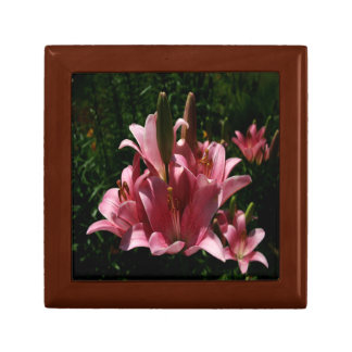 Pink Lilies Gift Box