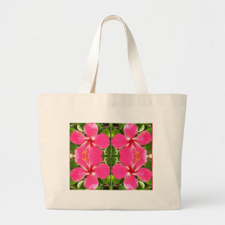 Pink Lilly Lily Flowers FUN TEMPLATE Resellers Bags