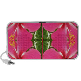 Pink Lilly Lily Flowers FUN TEMPLATE Resellers Notebook Speaker