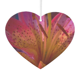 Pink Lily - Beautiful Mess Air Freshener