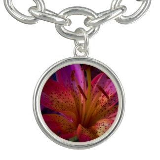 Pink Lily - Beautiful Mess Charm Bracelets