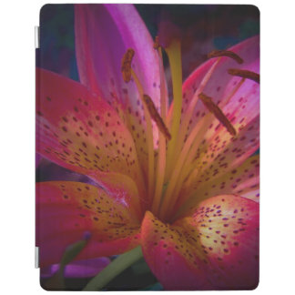 Pink Lily - Beautiful Mess iPad Cover