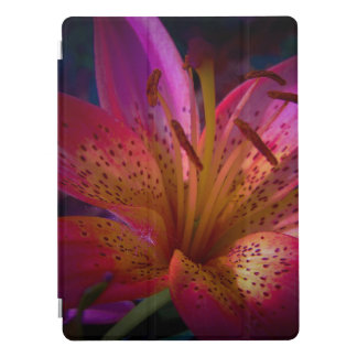 Pink Lily - Beautiful Mess iPad Pro Cover
