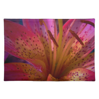 Pink Lily - Beautiful Mess Placemat