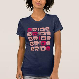 Pink Line Bride T-shirts Apparel