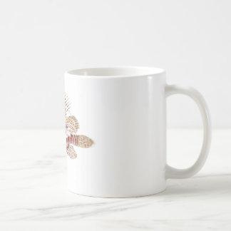 Pink Lionfish Tropical Fish no.8 Beach Decor Coffee Mug