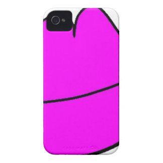 Pink Lips Case-Mate iPhone 4 Cases