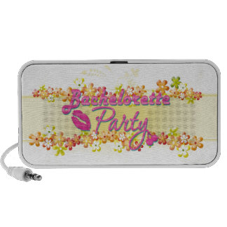 pink lips cherries bachelorette party bridal PC speakers