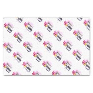 Pink Lipstick Tissue Paper