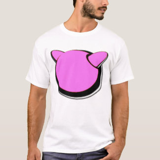 pink logo nightshirt T-Shirt