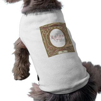 Pink Lolita Dog Shirt