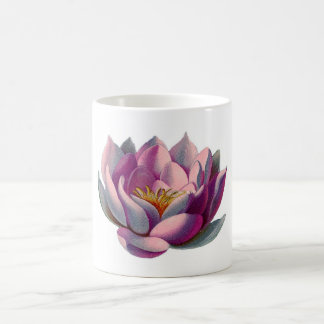 Pink Lotus Blossom Coffee Mug