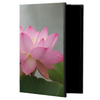 Pink Lotus flower iPad Air Cover