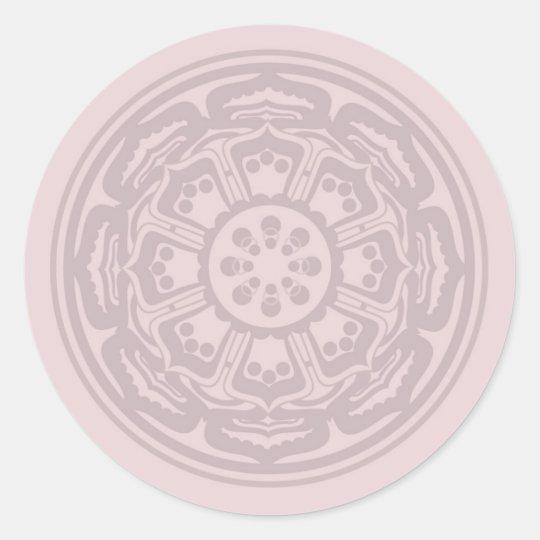 pink_lotus - Lg. Sticker