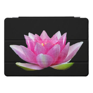 Pink Lotus Water Lily Floral 10.5 iPad Pro Case