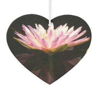 Pink Lotus Waterlily Air Freshener