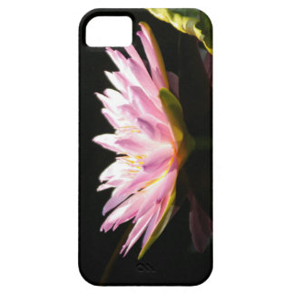 Pink Lotus Waterlily Case For The iPhone 5