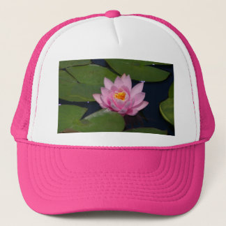 Pink Lotus Waterlily Hat