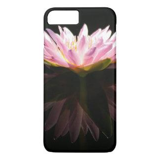 Pink Lotus Waterlily iPhone 8 Plus/7 Plus Case