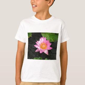 Pink Lotus Waterlily T-Shirt