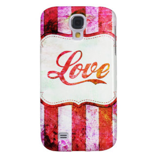 Pink Love with Stripes