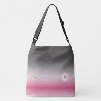 pink luna moonflower tote bag __ bloom