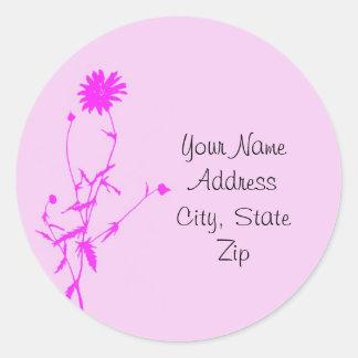 Pink Lush Sticker