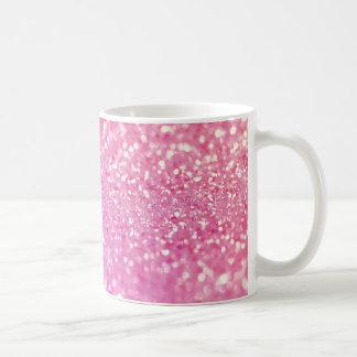 Pink Luxury Diamond Coffee Mug