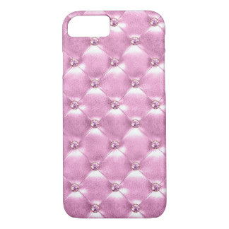 Pink Luxury Leather-Look I-Pad/I-Phone Cover