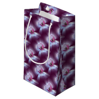 pink magnolia shades small gift bag
