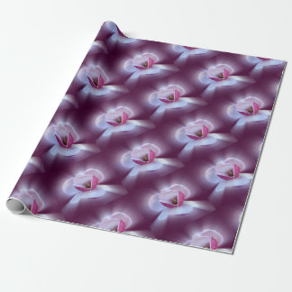 pink magnolia shades wrapping paper