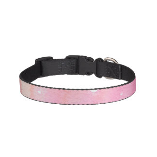 Pink Marble Collar