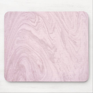 Pink Marble Color Mousepad, Marble Color Mouse Pad