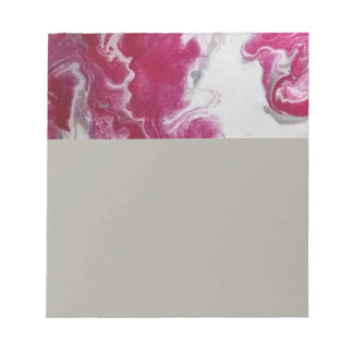 Pink Marble Note Pad