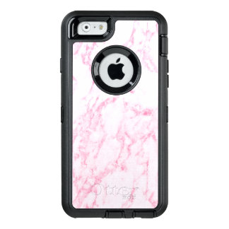 Pink  Marble OtterBox Defender iPhone Case