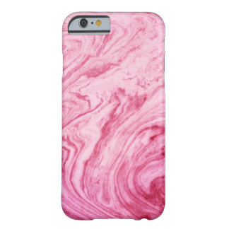 pink marble texture pattern elegant beautiful barely there iPhone 6 case