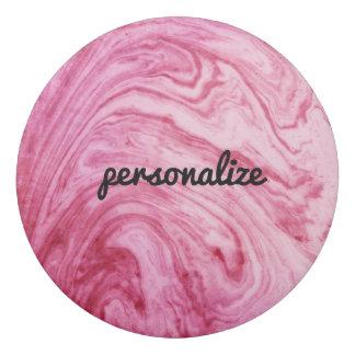pink marble texture pattern elegant beautiful eraser