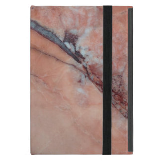 Pink Marble With Flaw iPad Mini Case