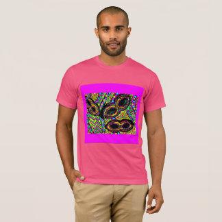 PINK MARDI GRAS T-Shirt