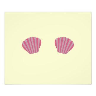 Pink Mermaid Bikini Photograph