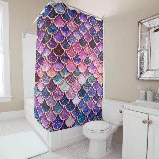 Pink Mermaid Glitter Scales- Mermaid Scales