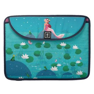Pink Mermaid Mac Book Sleeve Sleeve For MacBook Pro