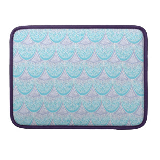 Pink Mermaid scales ,boho,hippie,bohemian Sleeve For MacBook Pro