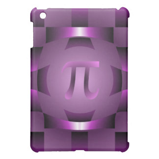 pink metal pern pink pi cover for the iPad mini